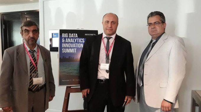 """Членове на """"Клъстер иновативни решения за здраве"""" се включиха в дискусии по международни бизнес казуси по време на Digital Innovation Summit в Сидни"""